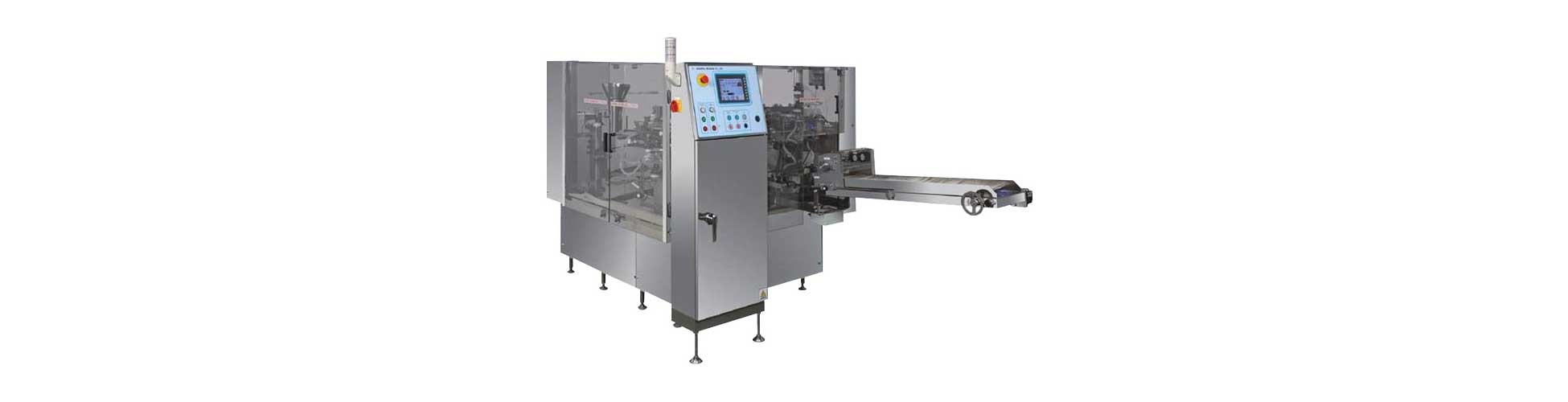 GP-WP10-4P Washable Automatic Bag Feeding Type Packaging Machine