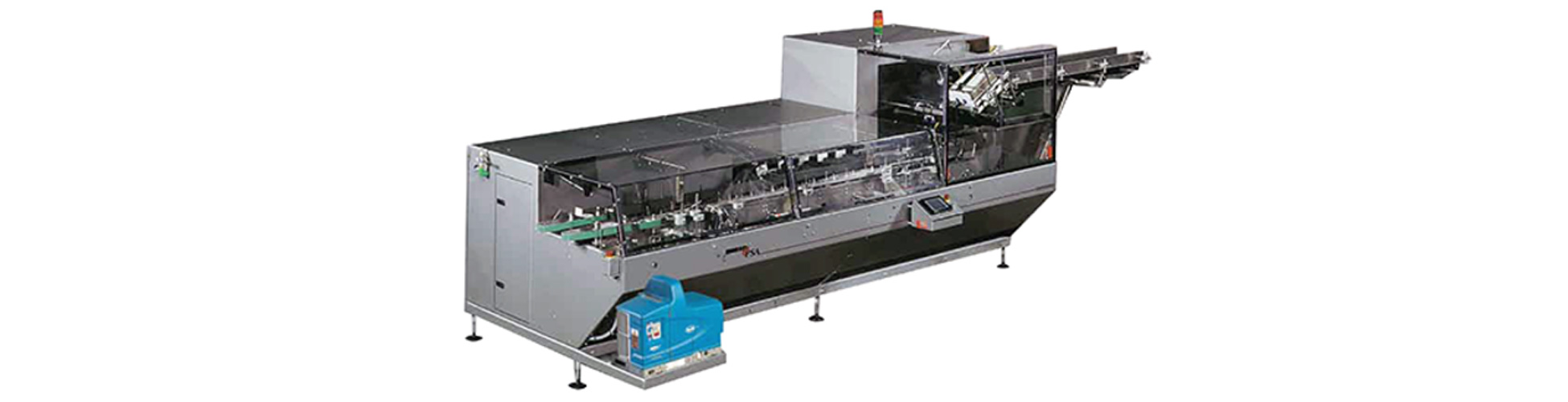 CM750 – Continuous Motion Cartoner