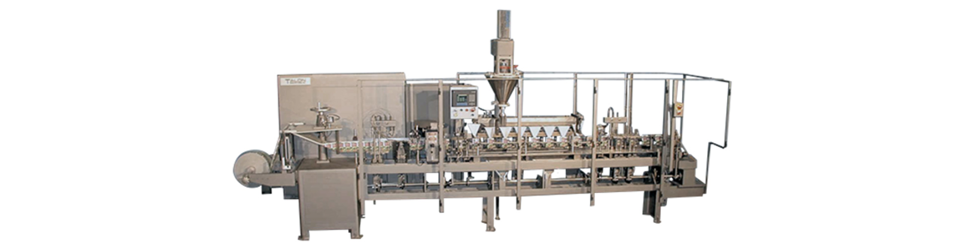 HFFS High Speed Flexible Pouch Packaging Machine