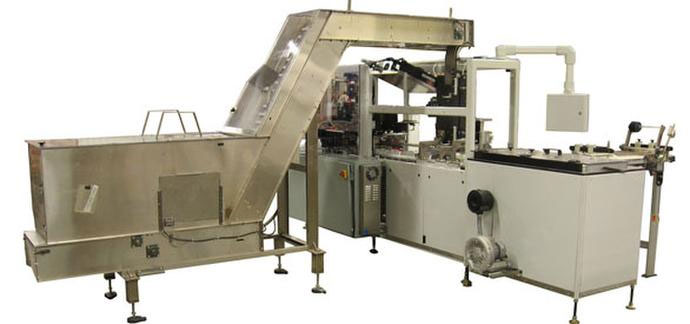 Automatic Cartridge Assembly Machinery - Seamers