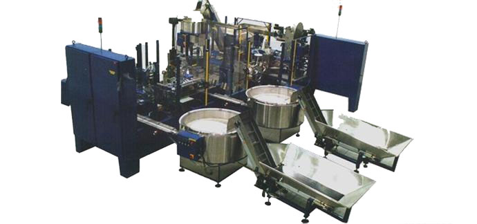 End Cap Assembly Machinery