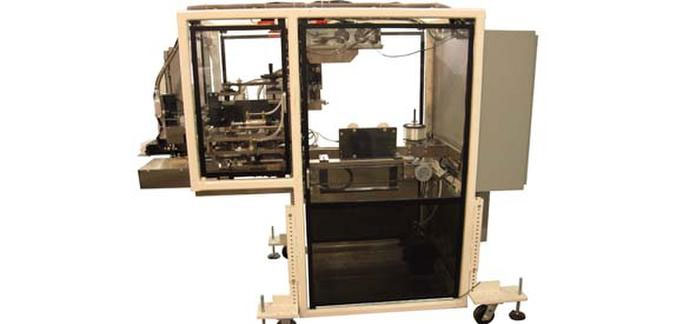 Manual Cartridge Assembly Machinery - Seamer