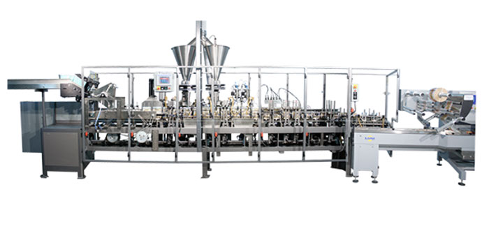 150 BPM Packaging Machine